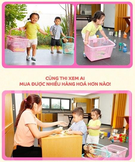 Phát triển ngôn ngữ cho con tuổi mầm non qua các trò chơi tại nhà (phần 1)