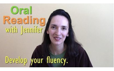 Picture of JenniferESL: Oral Reading Fluency in English