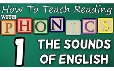 Picture of Teach Reading with Phonics - American English Pronunciation