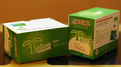 Picture of Taboo - Beginner level