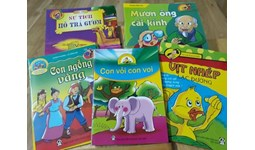 Picture of Combo 4 bộ (tổng 24 cuốn) sách hay cho tuổi mầm non của NXB Giáo dục