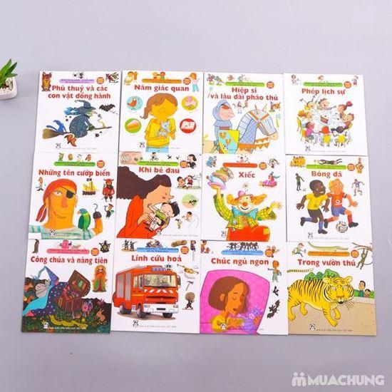 Picture of Bộ 24 cuốn Bách khoa thư Larousse (dành cho bé từ 2-6 tuổi)