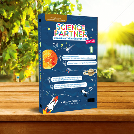 Picture of Science Partner - Khám Phá Thế Giới Khoa Học 01