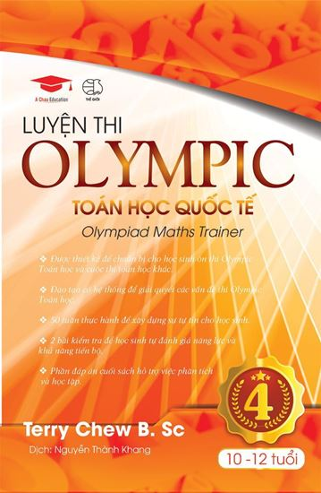 Picture of Luyện thi Olympic Toán Quốc tế 4