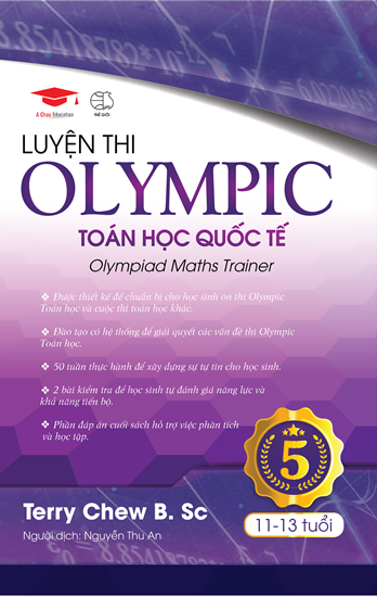 Picture of Luyện thi Olympic Toán Quốc tế 5