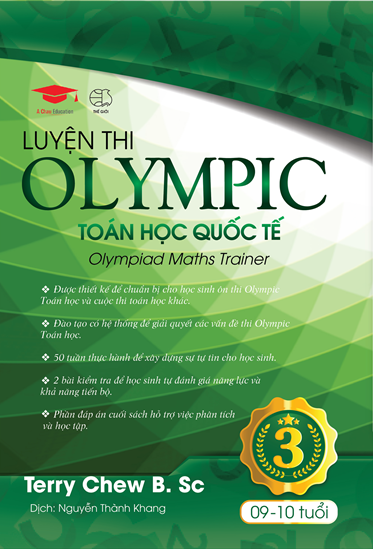 Picture of Luyện thi Olympic Toán Quốc tế 3