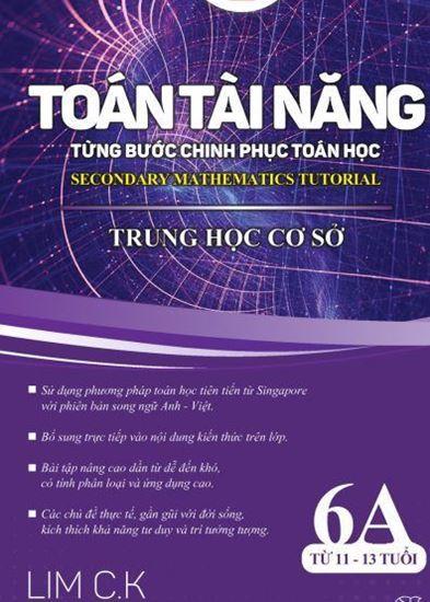 Picture of Toán Tài Năng - Trung học cơ sở 6A (Đại Số)