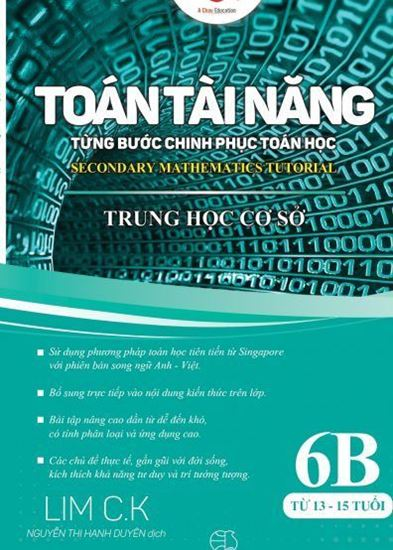 Picture of Toán Tài Năng - Trung học cơ sở 6B (Hình học)
