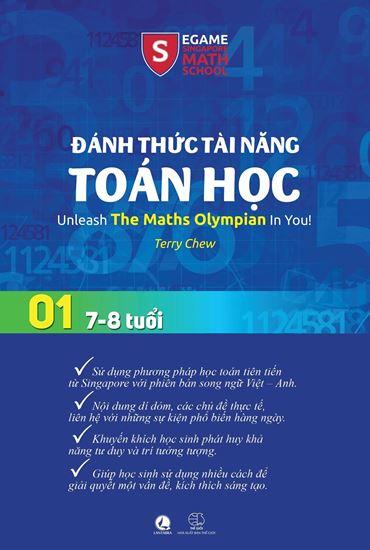 Picture of Đánh thức tài năng toán học – Quyển 1 (07-08Tuổi)
