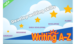 Develop writing skills with science az