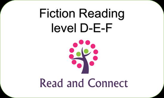 Khóa học đọc Fiction Reading D-E-F