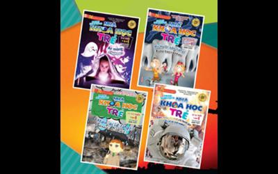 Picture of Bộ 4 quyển Nhà Khoa học trẻ