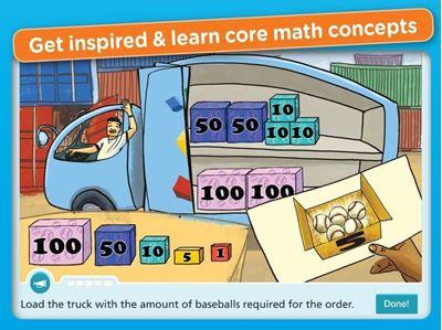 Picture of Chương trình học toán Matific (HSD 1 năm)