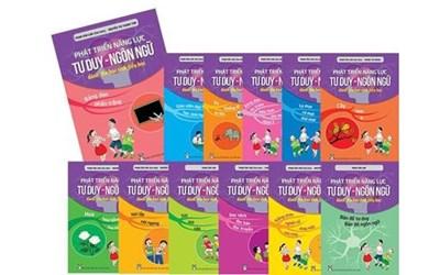 Picture of Bộ sách Phát triển năng lực tư duy - ngôn ngữ (Dành cho học sinh tiểu học)