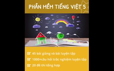 Picture of Tiếng Việt lớp 5 trên tiengviettieuhoc.vn