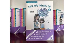 Tủ sách Giáo dục giới tính cho bé gái
