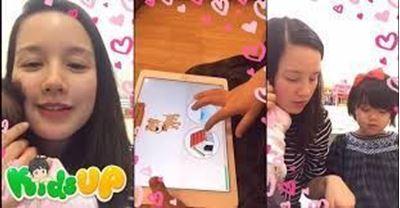 Picture of Kids Up - Ứng dụng phát triển tư duy và làm quen tiếng Anh cho trẻ 2-6 tuổi