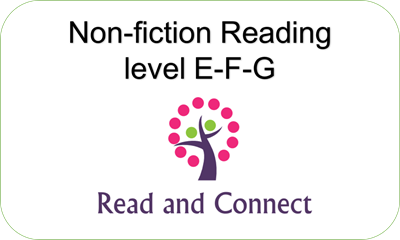 Khóa học đọc Non-fiction Reading Level E-G