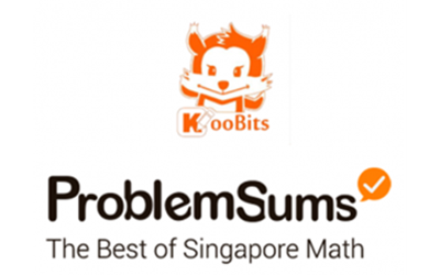Picture of Koobits - toán tiếng Anh Singapore (HSD 01 năm)