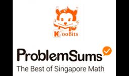 Picture of Koobits - toán tiếng Anh Singapore (HSD 01 năm)