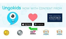 Lingokids - with content from Oxford University Press