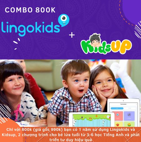 Picture of Combo Lingokids + Kidsup