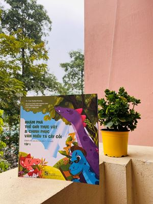 Picture of Bộ sách Khám phá thế giới thực vật & Chinh phục văn miêu tả cây cối (2 tập)