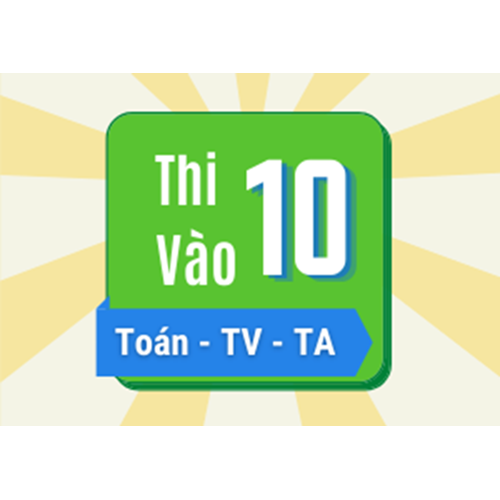 Picture for category Luyện thi vào lớp 10